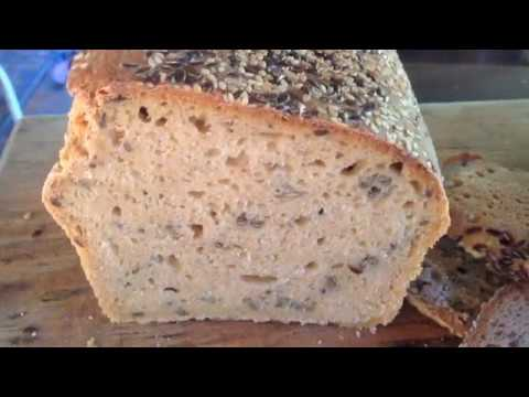 Easy Sourdough Bread Method
