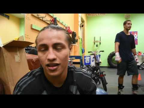 Oscar Moreno Discusses Cynation Sports Signing And Upcoming Fights