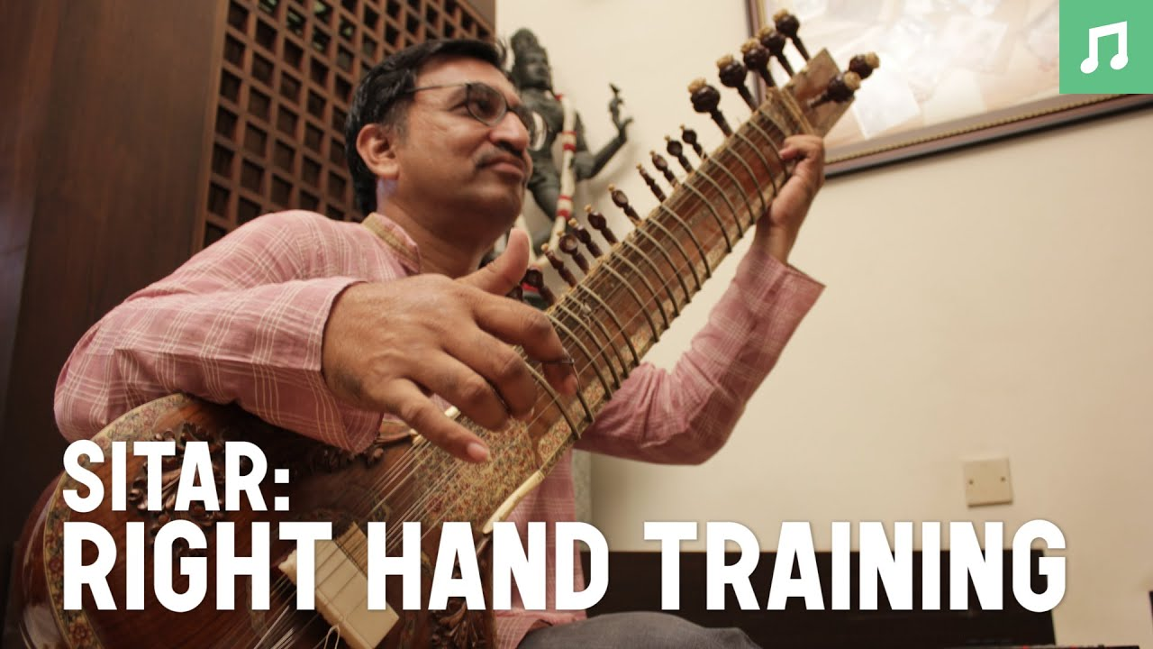 Sitar: Right Hand Exercises