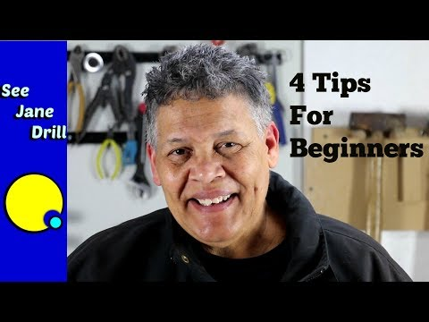 4 Carpentry Tips Every Beginner Should Know