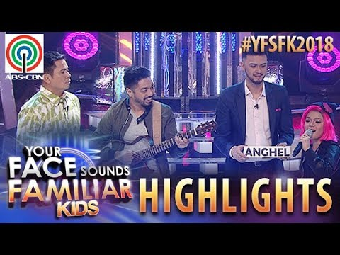 YFSF Kids 2018 Highlights: Ogie, Nyoy At Marco, Napasabak Sa Pagsulat Ng Kanta