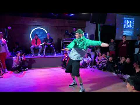 Lil3 vs Nikkipop | Popping Best16 | Get up and get down 2017