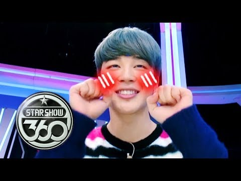 Jimin Claims The He Isn't Cute. But He's A Natural Cutie!!! [Star Show 360 Ep 8]