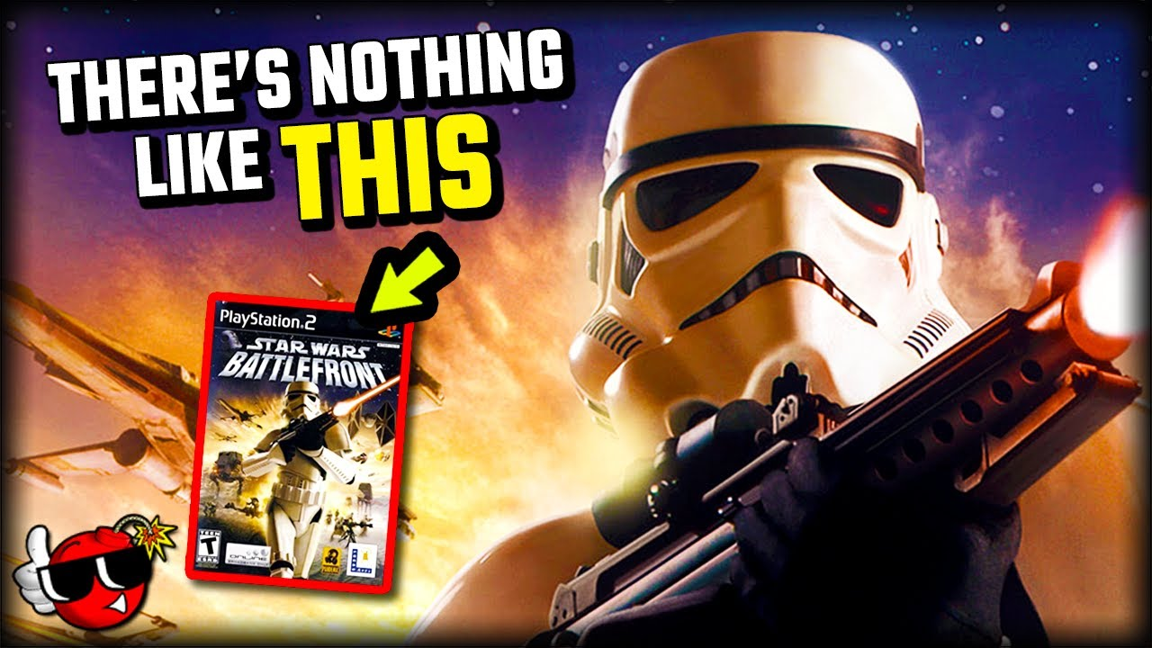 Star Wars Battlefront is a timeless MASTERPIECE thumbnail