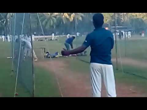 Cricket Coaching at Cross Maidan Mumbai