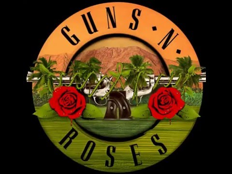 Guns N' Roses - Knocking On Heaven's Door. (MP4)