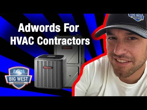 How to get leads using Google Adwords for HVAC Contractors
