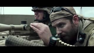 Американский снайпер! Русский трейлер HD