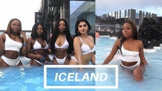 BLUE LAGOON, ICELAND FOR MY 23RD BIRTHDAY | GIRLS TRIP | TRAVEL VLOG