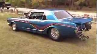 1966 Prostreet Mustang