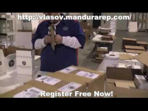 Register Free Now - Mandura - World Shipping