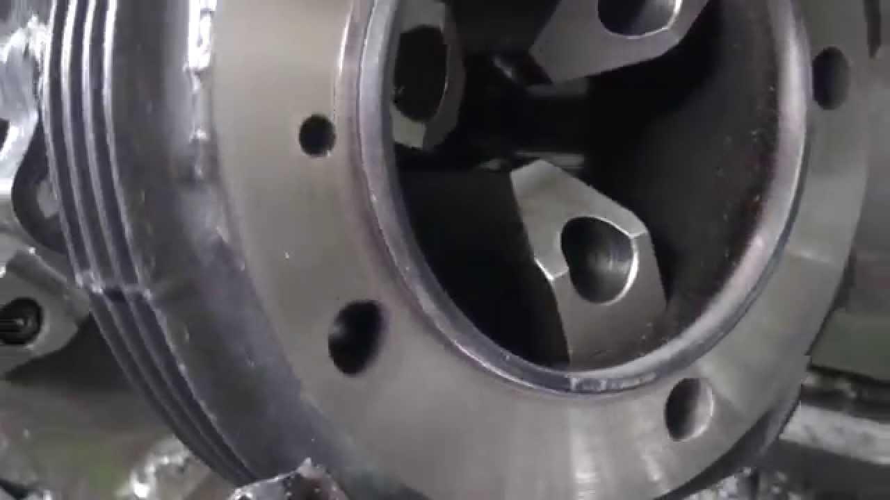 1966-74 shovelhead blown head gasket #102 blowout repair Harley welding FLH  FX 74ci 80ci