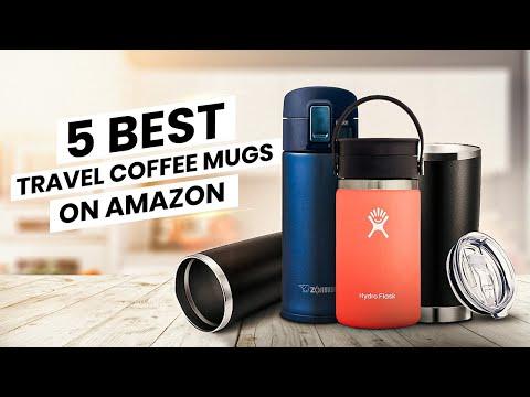 5 Best Travel Coffee Mugs on Amazon