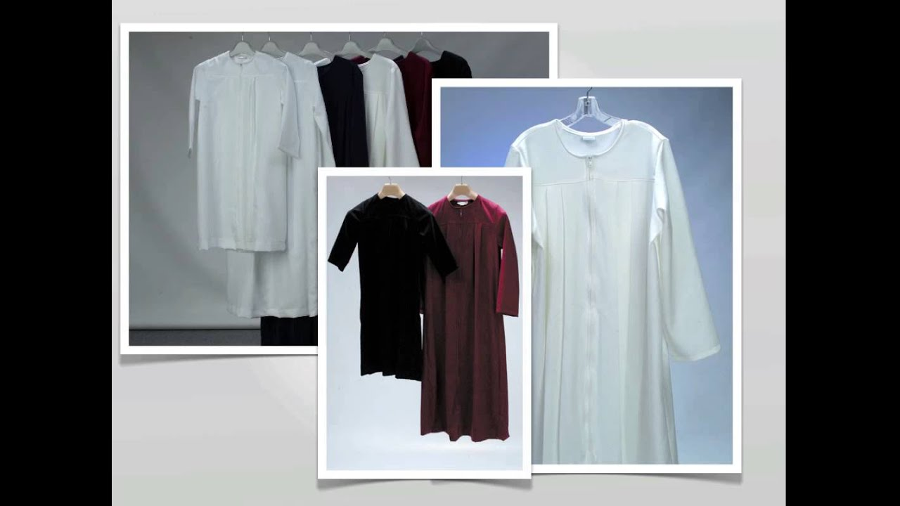Baptismalrobesnet Provides The Best Baptism Robes For Adults