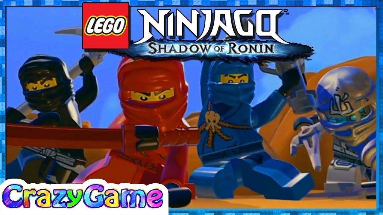 #LEGO #Ninjago Shadow of Ronin Full Game Free Play (Red ...