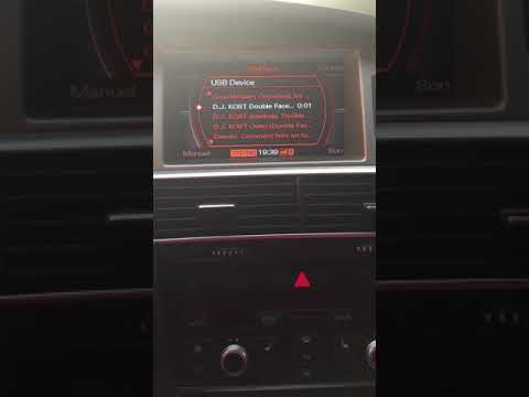 mmi 2g aux bluetooth sd Audi A6 4f interface music