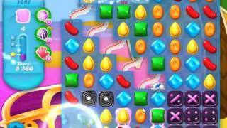 Candy Crush Soda Saga Level 1051 - NO BOOSTERS