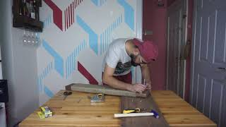 Kedi tırmalama tahtası nasıl yapılır?