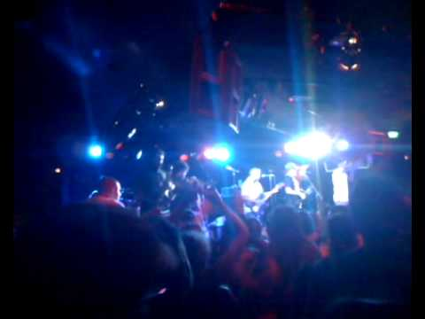 "Ozomatli ""Saturday Night"" Live @ The Prince Bandroom, St Kilda Australia"