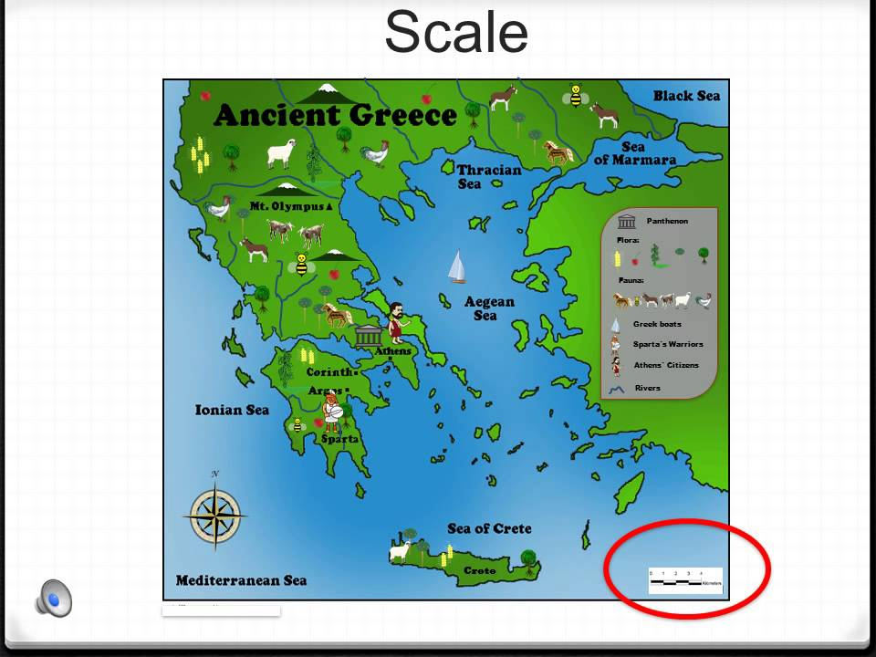 Ancient Greece Map With Cities.Ancient Greece Map Youtube