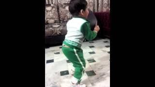 Baby dancing on Jazzy B song