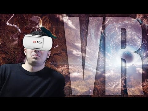 Почему VR не популярный? / Виртуальная реальность здесь