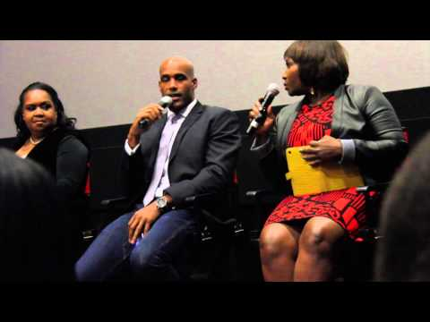 "2014 UrbanWorld Red Carpet Q&A ""Addicted"" HOT CAST Boris Kodjoe, Tyson Beckford, William Levy"