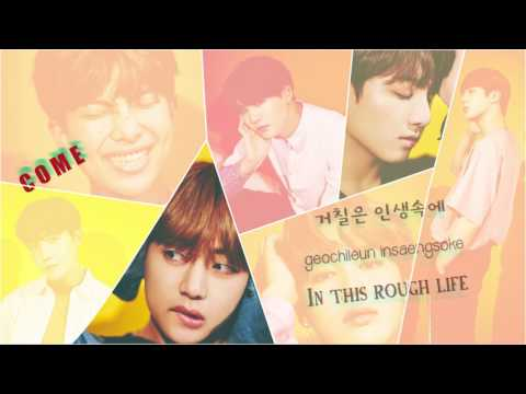 BTS (방탄소년단) – COME BACK HOME [Color coded Han|Rom|Eng lyrics]
