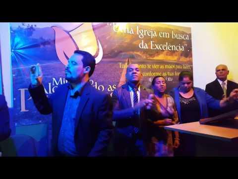 Pastor marcelo do cavaco em teresópolis festividade no pastor edson Tavares 2017