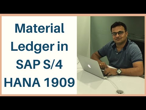 Material Ledger in SAP S/4 HANA 1909