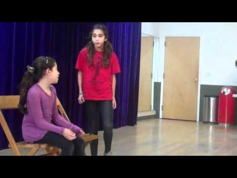 Tatiana Cruz The Broadway Workshop musical theater class part1 Oklahoma Ado Annie