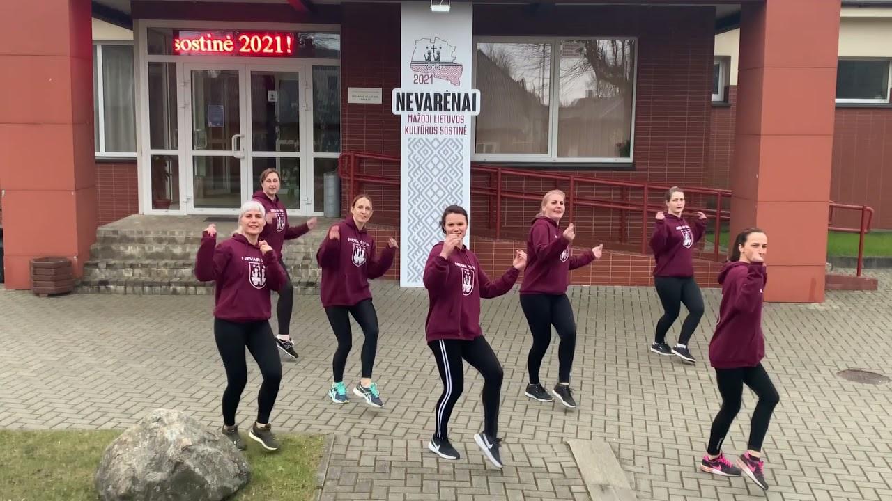 Tarptautinė šokio diena - BudIngos