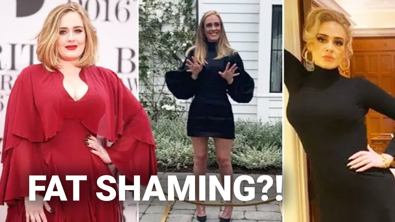Are Weight-Loss / Body Transformation Success Stories Fat Shaming?