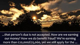 MUST WATCH [HD] - Why our duas are not accepted? | Money, The Problem - Imam Asim Hussain