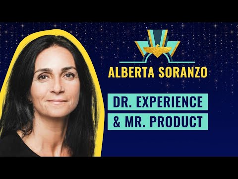 """""""Dr. Experience & Mr. Product"""" by Alberta Soranzo"""