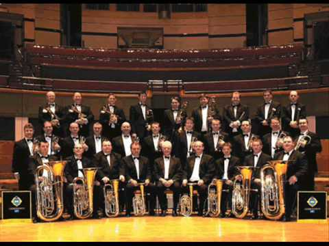Grimethorpe Colliery Band.  Overture 'Henry the Fifth'