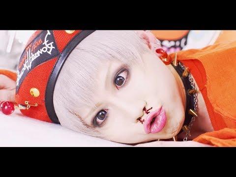 ラク×ガキ(RAKUxGAKI) 1st Single「チューチューチェリーヴァンパイア(Chu Chu Cherry Vampire)」MV  FULL
