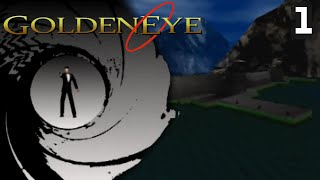 #01: Dam, Facility, & Runway | Secret Agent [ Goldeneye 007— N64 ]