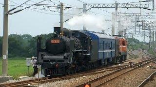 帰ってきた貴婦人 台湾の蒸気機関車、30年経て復活