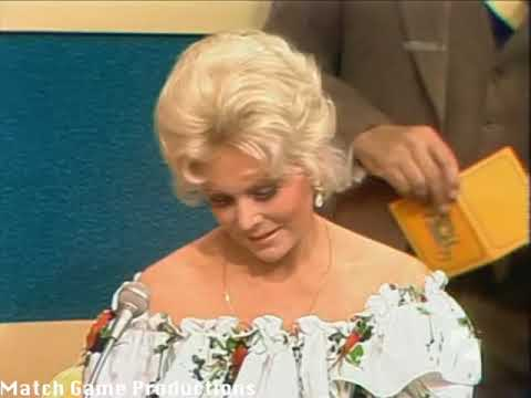 Match Game 77 Episode 1023 Charles Nelson Burghoff? Eva Gabor's Boobs?