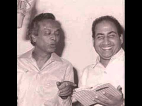 rafi last song for naushad