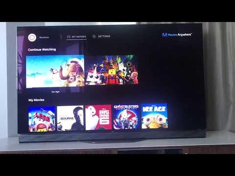 Dansk: Hvordan Movies Anywhere fungerer