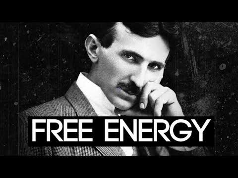 Nikola Tesla Free Energy