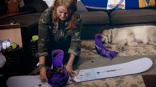 How To Set Up Your Burton Snowboard