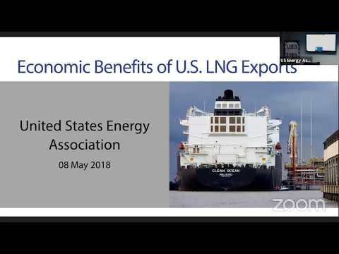 Economic Benefits of US LNG Exports