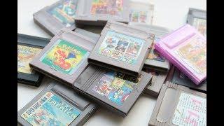 The Fakest GameBoy Games Ever! Super Pokémon Land??
