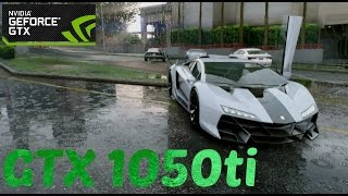 GTX 1050 Ti Tested in GTA V @ 1080p Ultra Settings