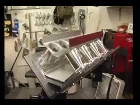 Sonny S Racing Custom Aluminum Intake Manifolds Youtube