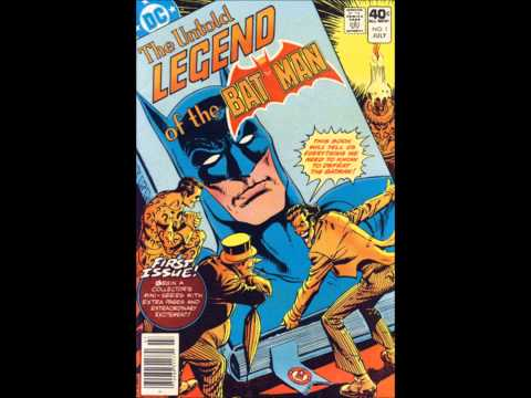 The Untold Legend of The Batman #1
