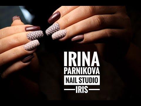 Фото идеи маникюр 2019. Модный дизайн ногтей гель лаком.